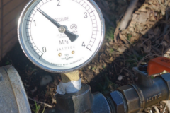 連結送水管(耐圧試験)